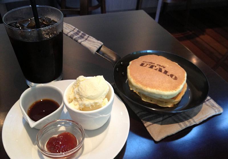 Utaroホットケーキ