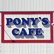 PONY'S CAFEのイメージ