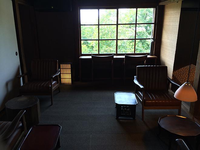 刈水庵喫茶スペース1