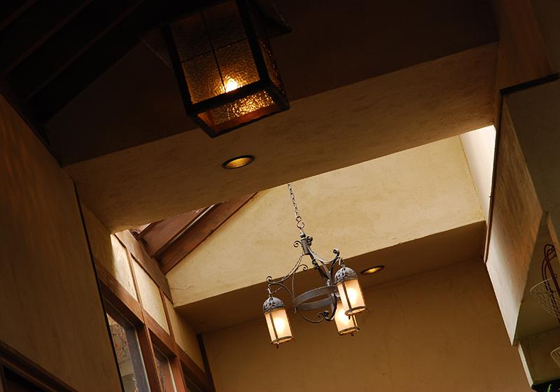 シシングハースト照明