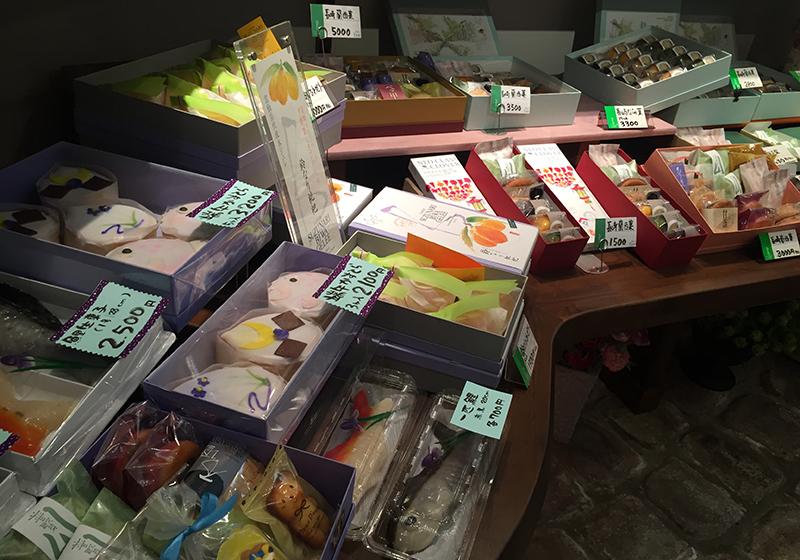 IMG_4682ネオクラシッククローバー吾妻本店の洋菓子