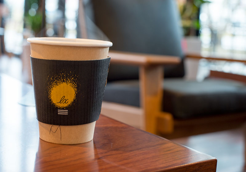 CAFE lx コーヒー