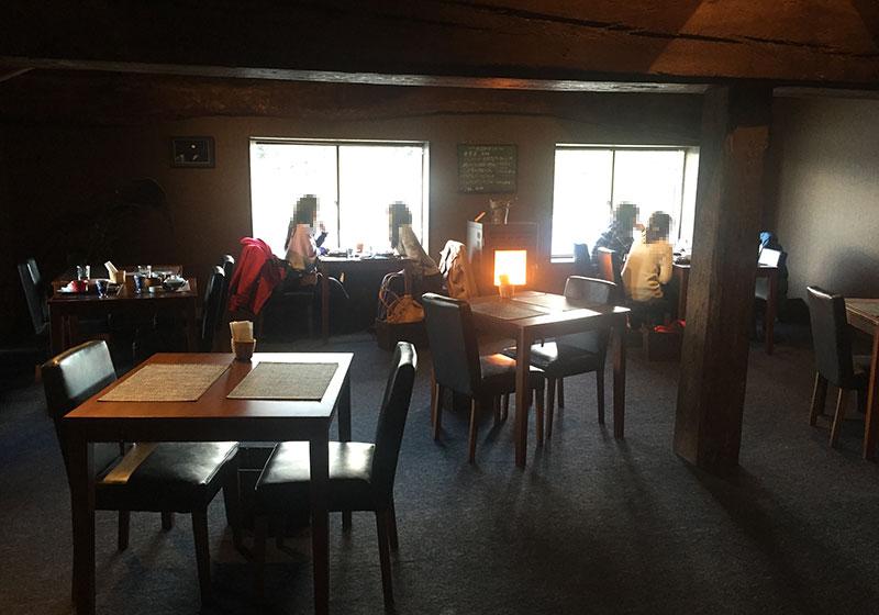 升金の倉カフェ